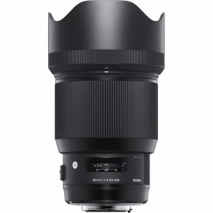 Obiectiv Sigma 85mm f/1.4 DG HSM Art pentru Sigma SA