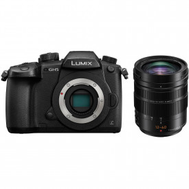 Panasonic Lumix GH5L Kit LEICA DG Vario-Elmarit 12-60mm F/2.8-4 ASP