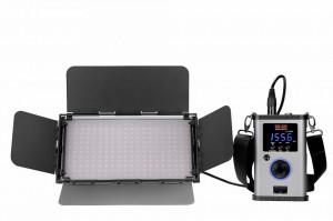 Panou LED ON-AIR DMX Wi-Fi Dimmer 5600°K (LL-VLS60C)