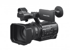 Camera video Sony HXR-NX200, 4K