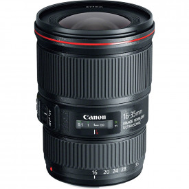 Canon EF 16-35mm f/4L IS USM - obiectiv foto