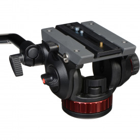 Cap video profesional Manfrotto MVH502AH