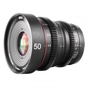 Meike Obiectiv manual MK 50 mm T2.2 Micro 4/3