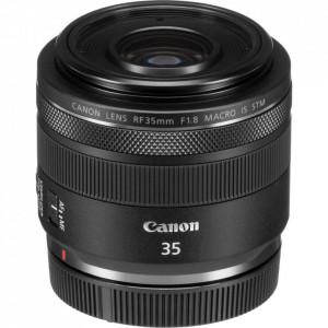 Obiectiv foto Canon RF 35mm f/1.8 IS Macro STM