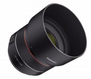 Obiectiv foto Samyang AF 85mm f/1.4 Canon EF