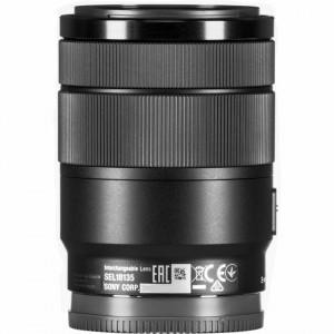 Obiectiv Sony E 18-135mm f/3.5-5.6 OSS