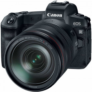 Aparat foto Canon EOS R Mirrorless - body