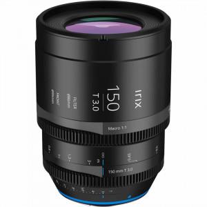 Obiectiv cinema Irix 150mm T3.0 pt Canon 1:1 (metric)
