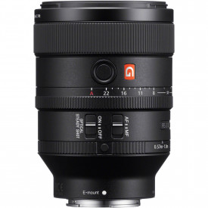 Obiectiv foto Sony FE 100mm f/2.8 STF GM OSS