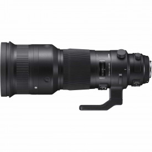 Obiectiv Sigma 500 mm f/4 DG OS HSM Sport pentru Canon EF