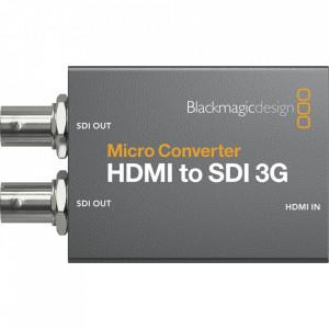 Blackmagic Design Micro Converter HDMI la SDI 3G (cu sursa)