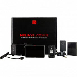 "Kit Recorder video - Atomos Ninja V+ 5.2"" 8K HDMI"