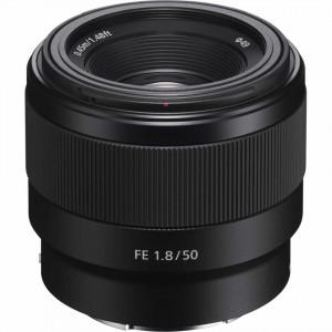 Obiectiv foto Sony FE 50mm f/1.8