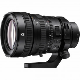 Obiectiv video Sony FE PZ 28-135mm f/4 G OSS