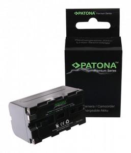 PATONA NP-F750 Premium - acumulator replace SONY NP-F