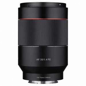 Samyang AF 35mm f/1.4, montura Sony FE, Obiectiv foto