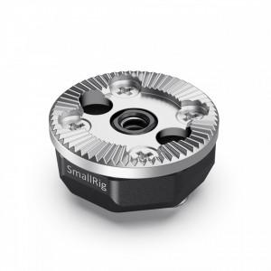 SmallRig 2804 - Adaptor Arri Standard Rosette Bolt On (M6 Thread)