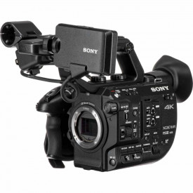 Camera video profesionala Sony PXW-FS5 II (body)