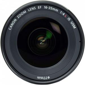 Canon EF 16-35mm f/4L IS USM - obiectiv foto