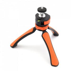 Caruba Ministar12 Mini trepied (portocaliu) CTM-M12O