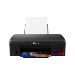 Imprimanta Canon PIXMA G540 InkJet CISS, color, A4, 3.9 ppm, Wi-Fi (Negru)