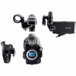 Kit Camera video profesionala Sony PXW-FS5 II + Obiectiv Sony Zoom 18-105 mm