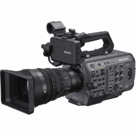 Kit Sony PXW-FX9 XDCAM 6K Camera digitala cinema Full-Frame cu Obiectiv 28-135mm f/4 G OSS