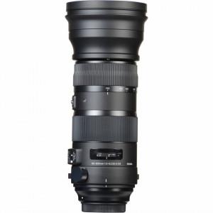 Obiectiv foto Sigma 150-600mm f 5-6.3 DG OS HSM Sport pentru Nikon