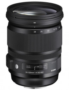 Obiectiv foto Sigma 24-105mm f/4 DG OS HSM Art - Sony