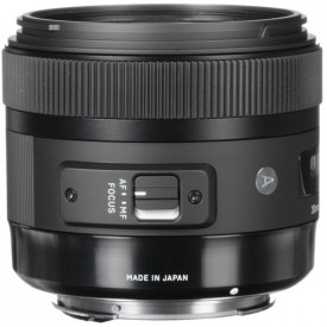 Obiectiv Sigma 30mm F1.4 DC HSM Art – Canon