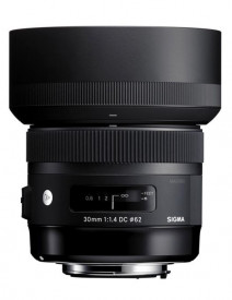 Obiectiv Sigma 30mm F1.4 DC HSM Art – Sony