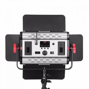 Panou video Led ON-AIR, 600 led-uri, CRI >95, Wi-Fi, DMX, 3200K Warm (LL-SL36W)