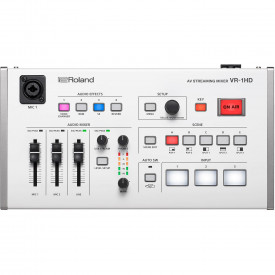 Roland VR-1HD Audio-Video Streaming Mixer