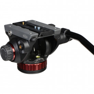 Cap video profesional Manfrotto MVH502AH