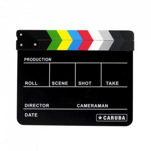 Caruba Professional Director Clapper Black