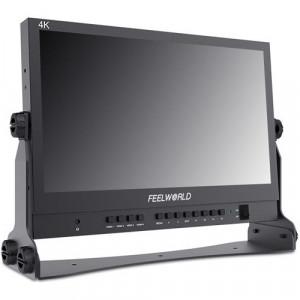 "Monitor QuadLink pentru Blackmagic ATEM MINI - Seetec / Feelworld 15.6"" IPS"