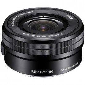 Obiectiv foto Sony E PZ OSS 16-50 mm f/3.5-5.6