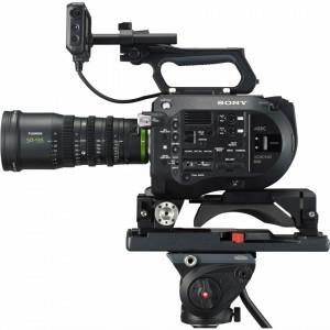 Obiectiv Fujinon MK 50-135mm T2.9, Sony E