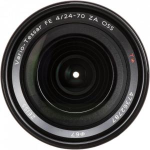 Obiectiv SONY Vario-Tessar T* FE 24-70 mm F4 ZA OSS
