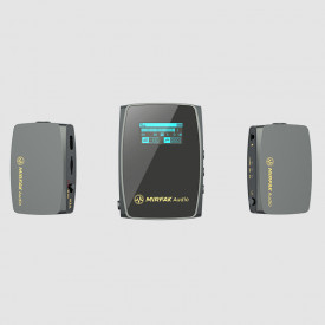 Sistem de microfon wireless Mirfak WE10 PRO