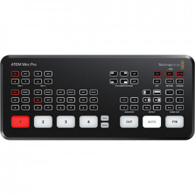 Blackmagic Design ATEM Mini Pro - switcher si encoder video