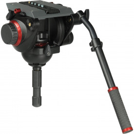 Cap video fluid Manfrotto 509HD