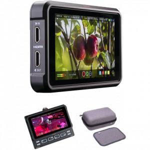 """Kit Recorder Atomos Ninja V 5"""" 4K HDMI + AtomX Cast cu husă de transport"""