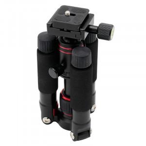 Minitrepied Caruba Compactstar 51 (negru / roșu)