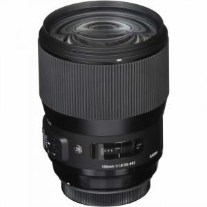 Obiectiv foto Sigma 135mm f/1.8 DG HSM Art pentru Nikon