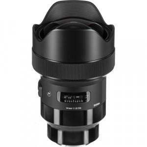 Obiectiv Sigma 14mm f/1.8 DG HSM Art - Sony FE