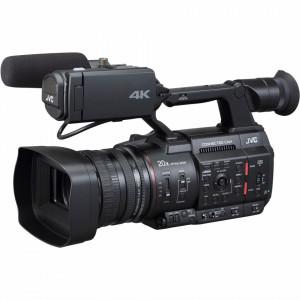 "JVC HC-500E - Camera Video ENG, senzor 1"", 4K, Streaming, Zoom 20x"