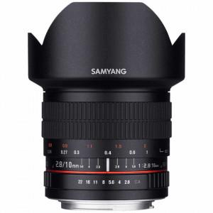 Obiectiv foto Samyang 10mm f/2.8 ED AS NCS CS, montura Canon EF