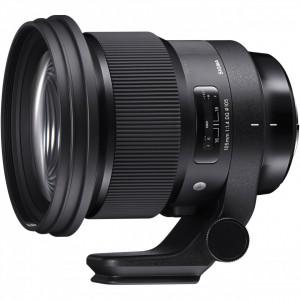 Obiectiv foto Sigma 105mm f/1.4 DG HSM Art – Sony E