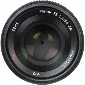 Obiectiv foto Sony Planar T* FE 50mm f/1.4 ZA